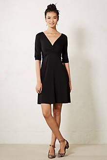 Torsade Jersey Dress