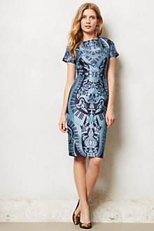 Rhapsodie Pencil Dress