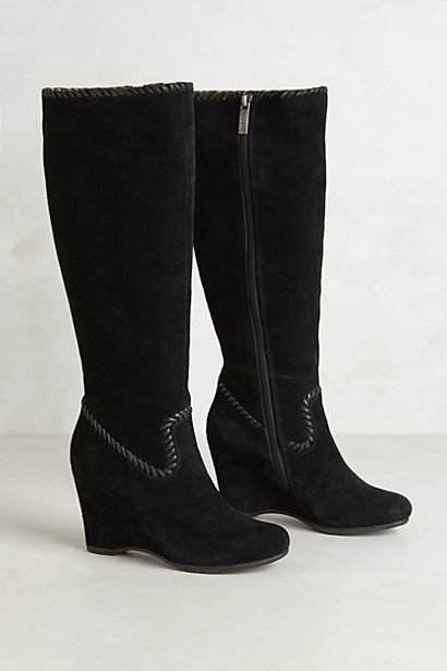 Eleve Wedge Boots