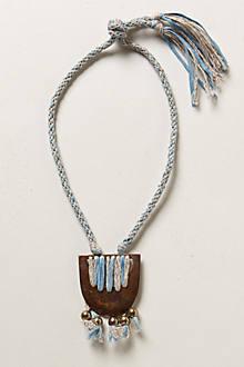 Lisse Pendant Necklace