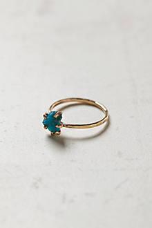 Fresno Turquoise Stacking Ring