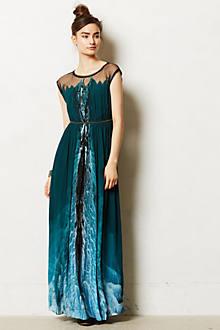 Icefall Maxi Dress