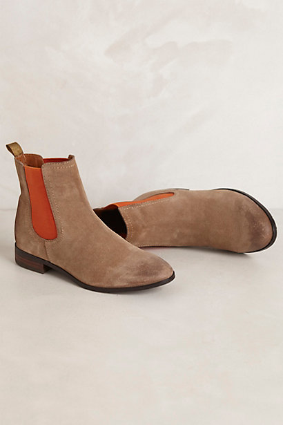 Sale alerts for Anthropologie Assam Tea Booties - Covvet