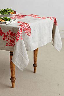 Botanical Garden Table Linen