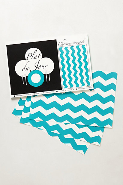 Chevron Placemats