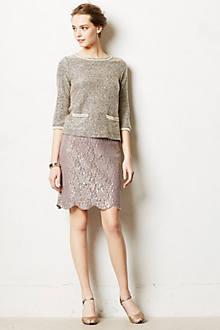 Reveillon Pencil Skirt