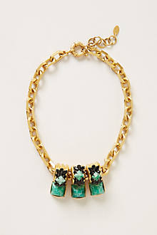 Drei Mal Necklace
