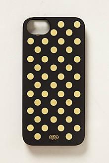 Gilt Dot iPhone 5 Case