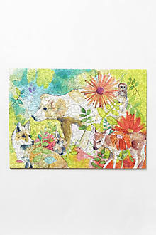 Woodlands Friends Jigsaw Puzzle