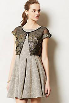 Gilt Bouquet Dress Topper