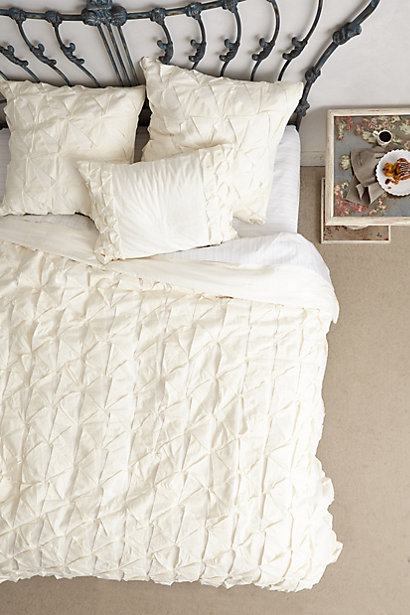 Sale alerts for Anthropologie Basal Quilt - Covvet