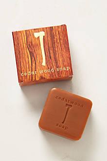 Cedar Wood Soap Bar