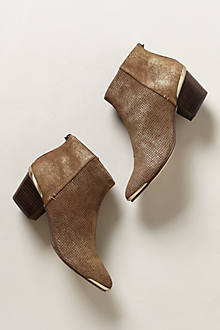 Navi Ankle Boots