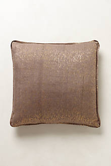 Silken Currents Pillow