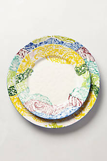 Radiant Petals Dinner Plate