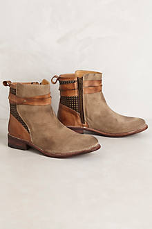 Bo Wrapped Booties