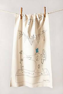 Sew Lovely Dishtowel