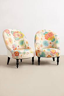 Verdon Fleurs Chair