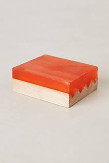 Zigzag Soap Bar