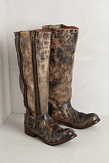 Tango High Boots