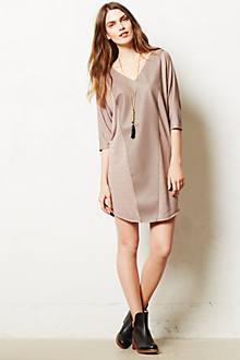 Insieme Vegan Leather Dress