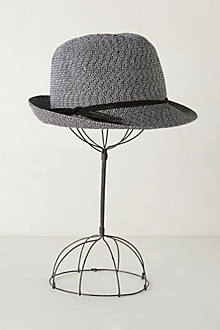 Braided Trim Fedora