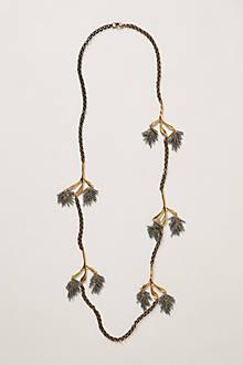 Lavender Field Necklace