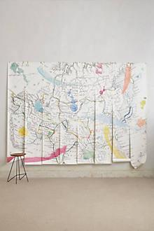 Tradewinds Wall Mural
