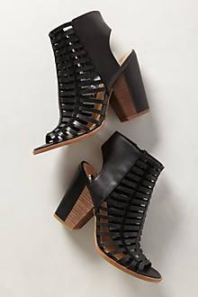 Leeda Cutout Heels