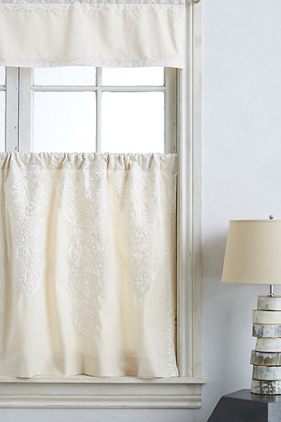 Curtains Striped Ruffled Bohemian More Anthropologie