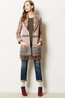 Satpura Sweater Coat