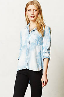 Clouded Chambray Buttondown