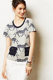 Dazzle Pocket Tee