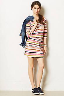 Spectrum Stripe Tunic