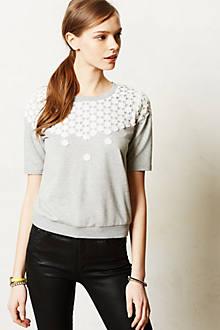 Daisy Drift Pullover