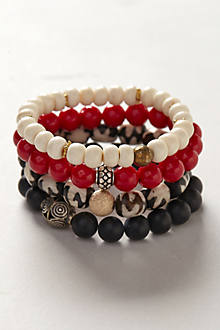 Woodthrush Bracelet Set