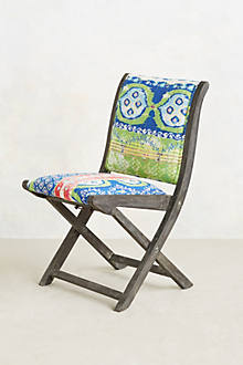 Suzani Terai Folding Chair
