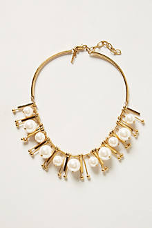Vesta Bib Necklace