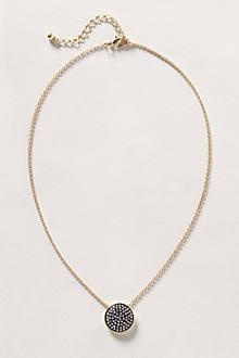 Ambrette Pendant Necklace