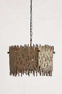 Gleaming Branches Chandelier