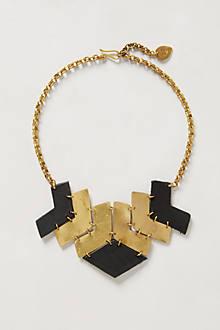 Mishale Bib Necklace