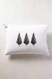 Three Trees Pillow