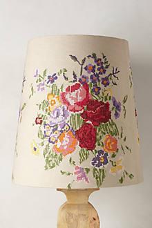 Meadow Rose Lamp Shade