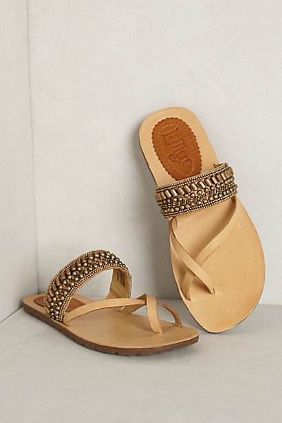 Sale alerts for Anthropologie Merimbula Sandals - Covvet
