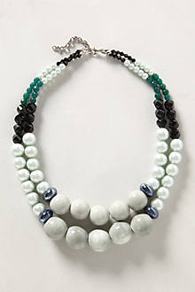 Strata Bead Necklace