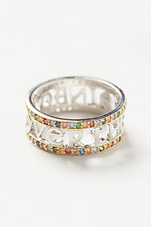 Over-the-Rainbow Ring