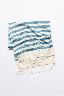 Striped Infini Beach Towel