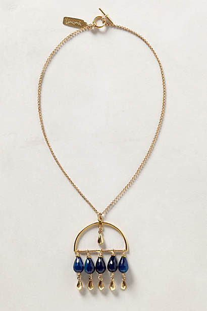 Windchime Pendant Necklace