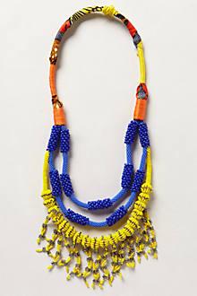 Suspension Necklace