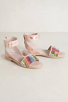 Saira Fringed Sandals